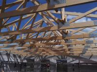 Väzníkové strechy
